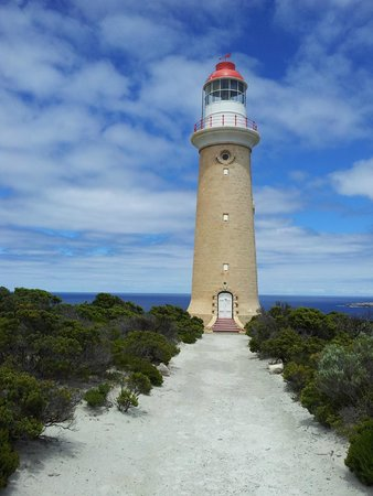 Snellings View: Lighthouse in Flinders National Park