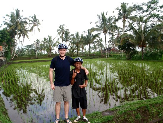 Bali Adventure Tours: Such an amazing guide! We had such a blast!