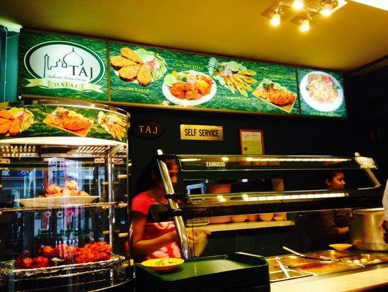 Indian Restaurant Near Singapore Flyer