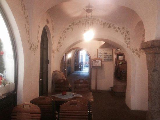 Brauwirt: Restaurant main entrance