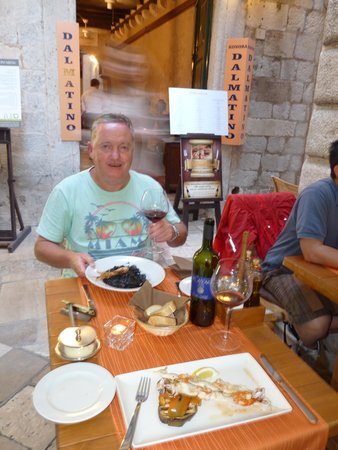 Dalmatino Dubrovnik : Perfect Meal