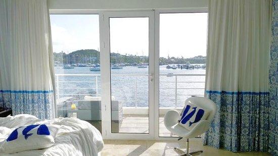 Coral Beach Club Villas & Marina : Coral Beach Club, Waterfront/Harbor villa #19