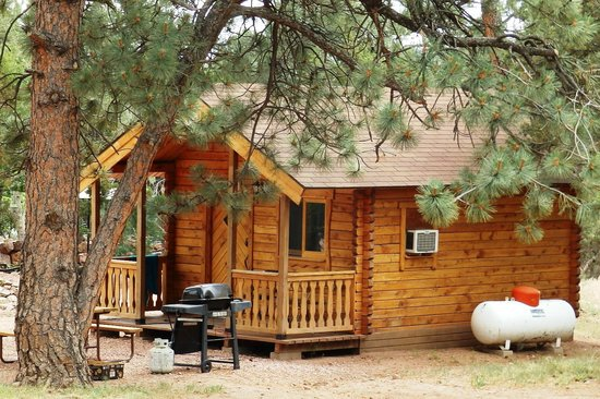 Awesome Mountaindale Cabins U0026 RV Resort: One Of Their Camping Cabins