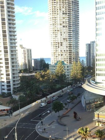 Watermark Hotel & Spa Gold Coast: view from room