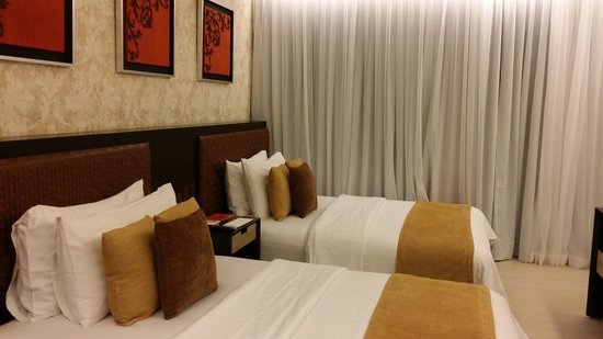 The District Boracay: The Deluxe Twin Room