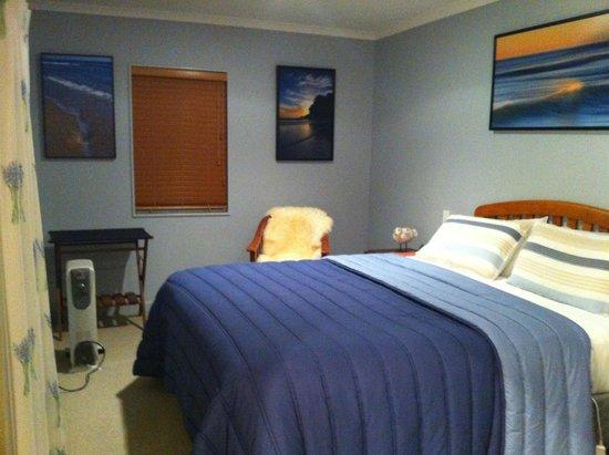 124 on Brunswick: Te Moana room