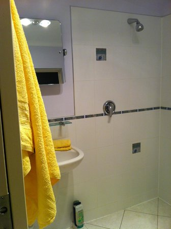 124 on Brunswick: Te Moana bathroom