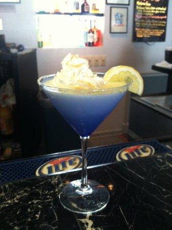 The Phoenix: Lemon Pie Martini