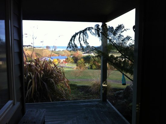 124 on Brunswick: View from the Te Moana room