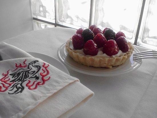 The Phoenix: Berry Tart