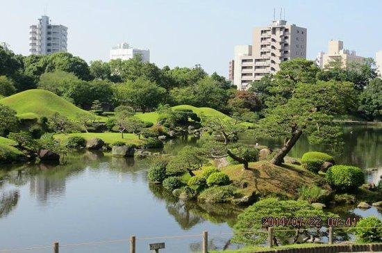 Suizenji Jojuen Garden: garden