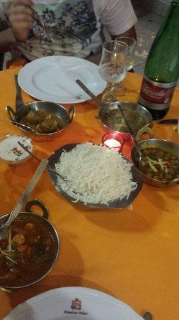 Himalaya Palace : Pollo in vari modi