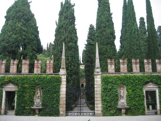 Foto de palazzo giardino giusti verona for Giardino e palazzo giusti