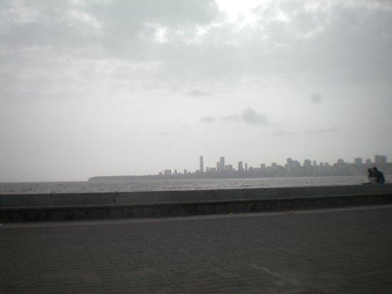 The Serene Marine Drive in Mumbai