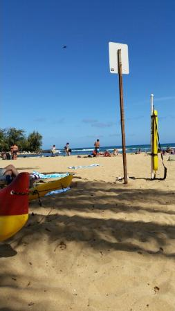 Photo of Poipu Beach Park taken with TripAdvisor City Guides