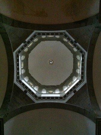 Cupola di Santa Maria del Calcinaio a Cortona