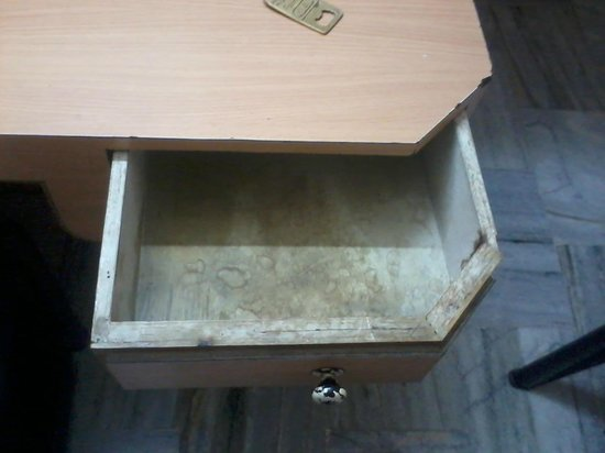 Hotel Megha City,Lodge: drawer