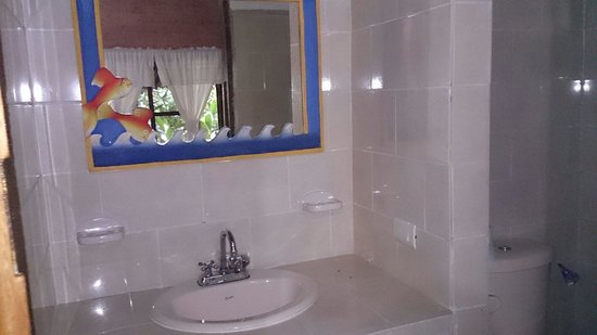 Mayabell: Salle de bain