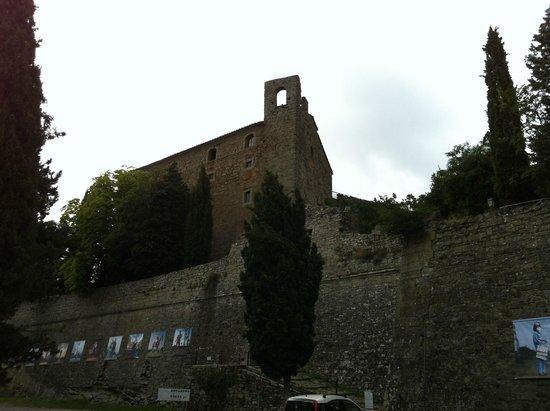 Fortezza di Girifalco a Cortona