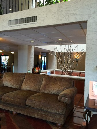 BEST WESTERN PLUS Tempe by the Mall: Lobby