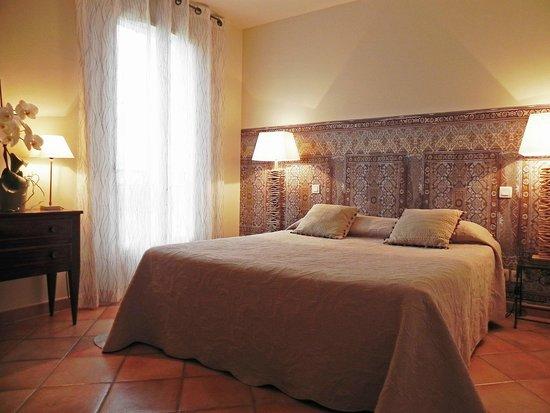 Hotel La Bastide d'Iris: Chambre Capucine