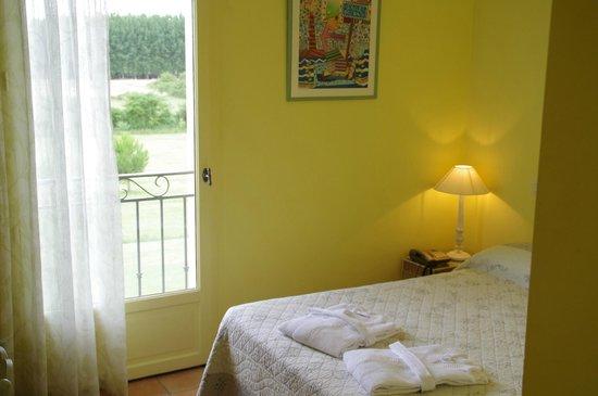 Hotel La Bastide d'Iris : Chambre Pimprenelle