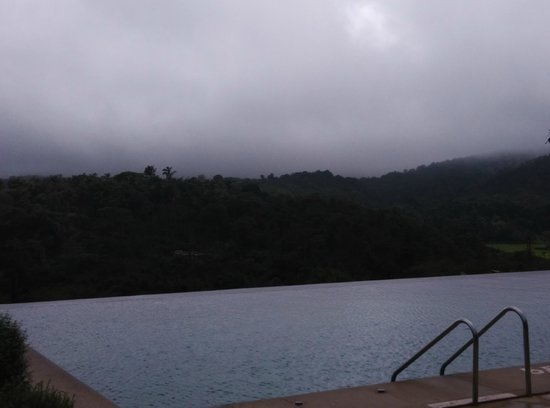 Heritage Resort Coorg : View from room