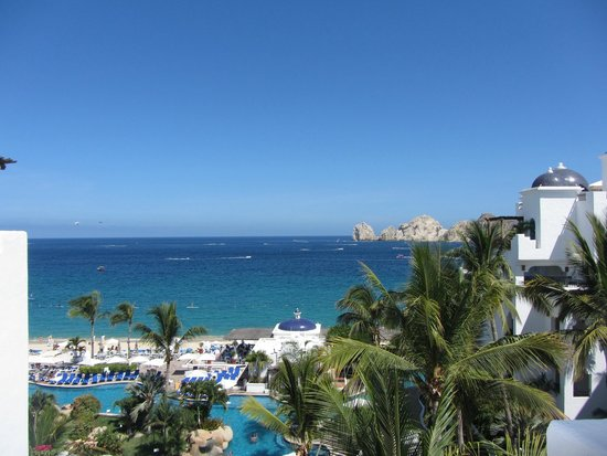 Pueblo Bonito Los Cabos: la vista de la habitación es relajante!