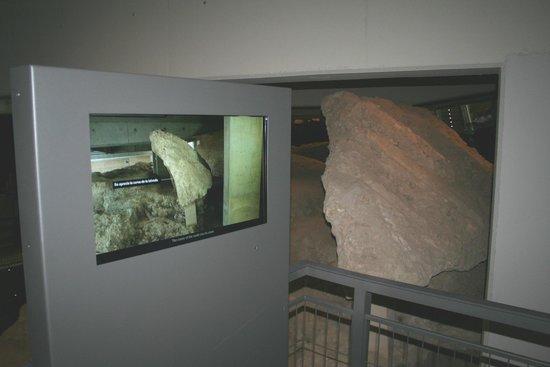 Museo Arqueológico de Córdoba: Fragmento de la cavea