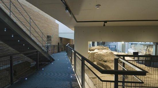 Museo Arqueológico de Córdoba: Restos del teatro romano