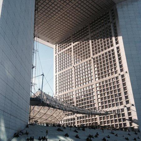 Novotel Paris La Defense: Sommer 2014