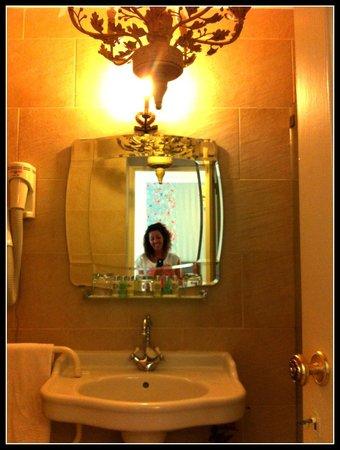 Casa das Campainhas: bagno