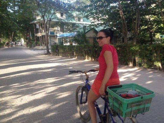 Belle des IIes Hotel: filippo e silvia