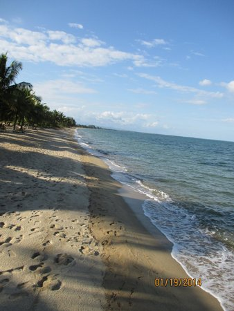 Belizean Dreams Resort: the beach
