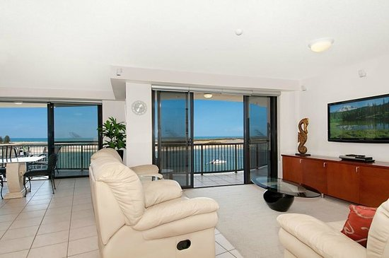 Windward Passage Holiday Apartments: View from your Living Room