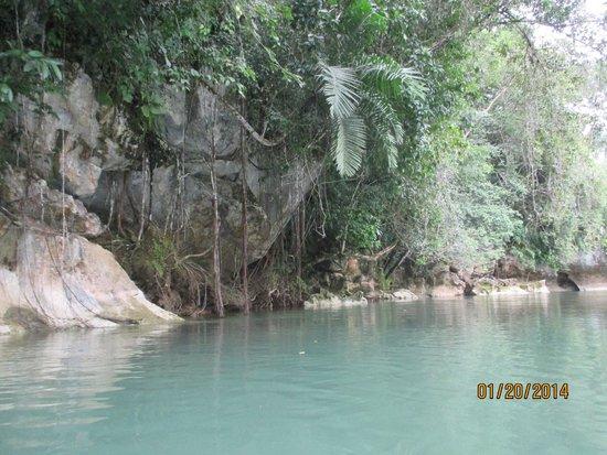 Belizean Dreams : after cave tubing