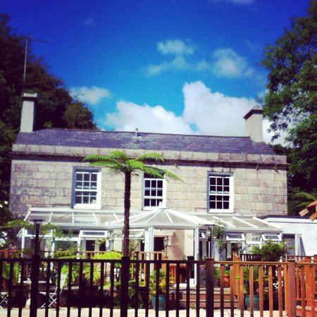 The Waterwheel Inn : Gorgeous Gardens and great place to stay