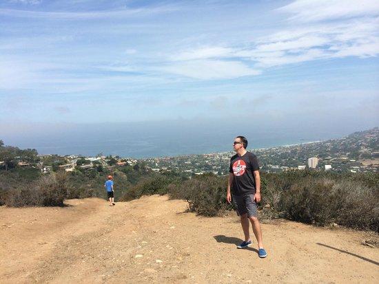 Mt. Soledad National Veterans Memorial : The view