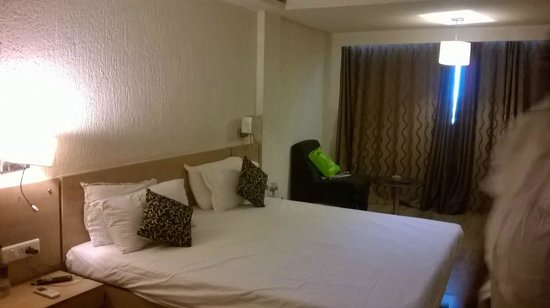 Manorama Hotel: The room was nice, clean & good size