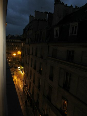 Tiquetonne : view from room