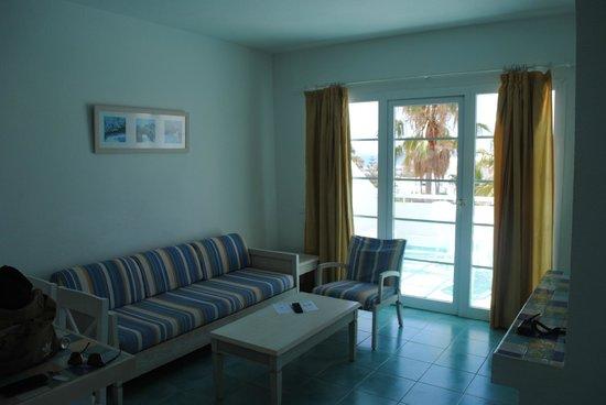 Apartamentos THe Morromar: lounge area
