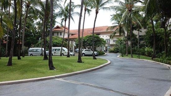 Centara Grand Beach Resort Samui: Lobby area