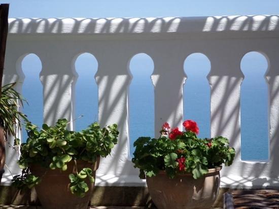 La Tangerina: roof deck