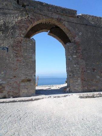 La Tangerina: nearby sea view