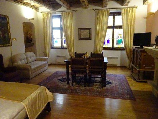 Hotel U Krale Karla (King Charles): Room 101