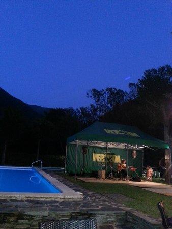 Camping Verneda: NOCHE DE CONCIERTO