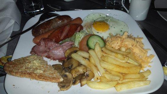 Ruby Stone Boutique Hotel : Yummy breakfast