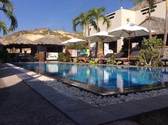 Mui Ne Hills Villa Hotel: Frühstückspool
