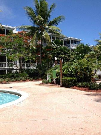 Hyatt Residence Club Key West, Beach House: Hotel area