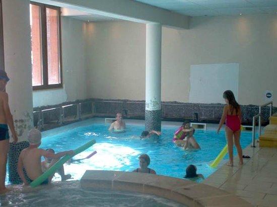 Madame Vacances Résidence Cami Real : la piscine chauffer a 27°